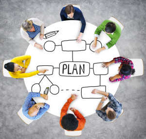 People Cooperation Plan Vision Development Guideline Strategetic